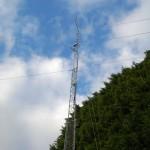 GB3WE Mast
