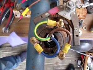 GB3WB Wind Turbine Slip-Ring Connections
