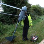 GB7WB overhauled wind turbine
