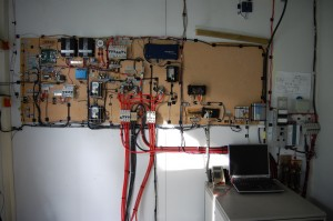 GB3WB Wiring Board