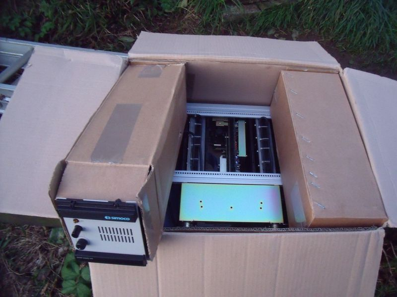 GB7WB Brand-New UHF FX5000 In Its Box