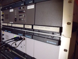 GB3WE and GB7WB FX5000 Repeaters