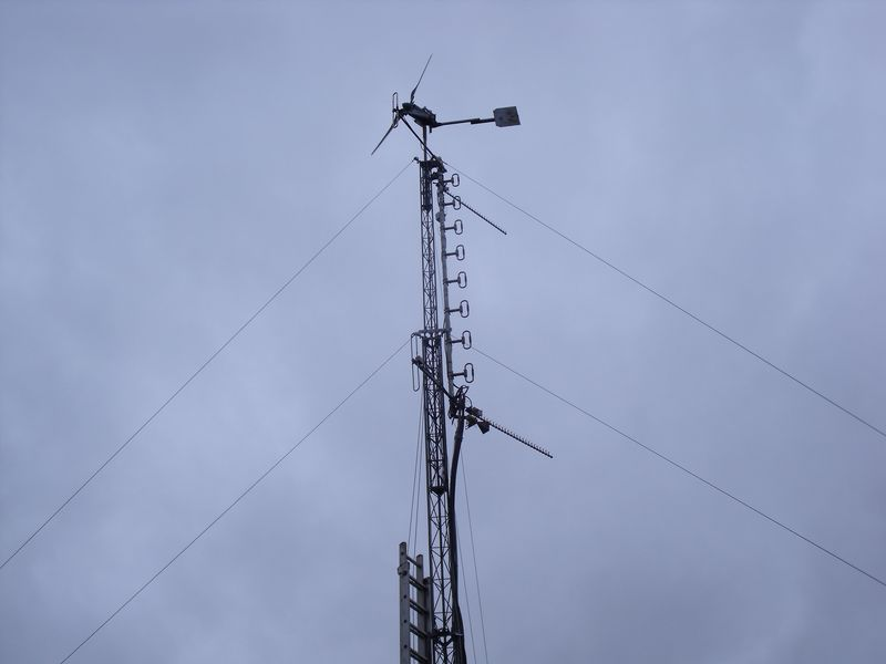 GB3WE February 2012 tower configuration