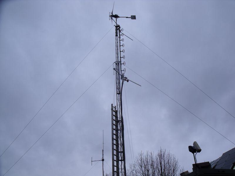 GB3WE February 2012 configuration