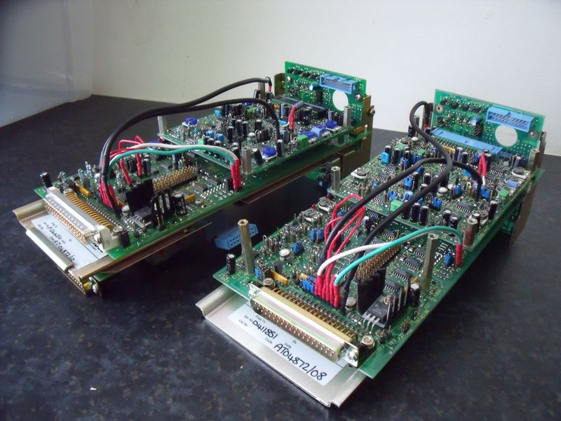GB7WB & GB3WE Pair Of Audio Control Boards