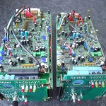 GB7WB & GB3WE Pair Of FX5000 Control Logic & Audio Control Boards