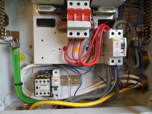 GB3WB mains fail contactor
