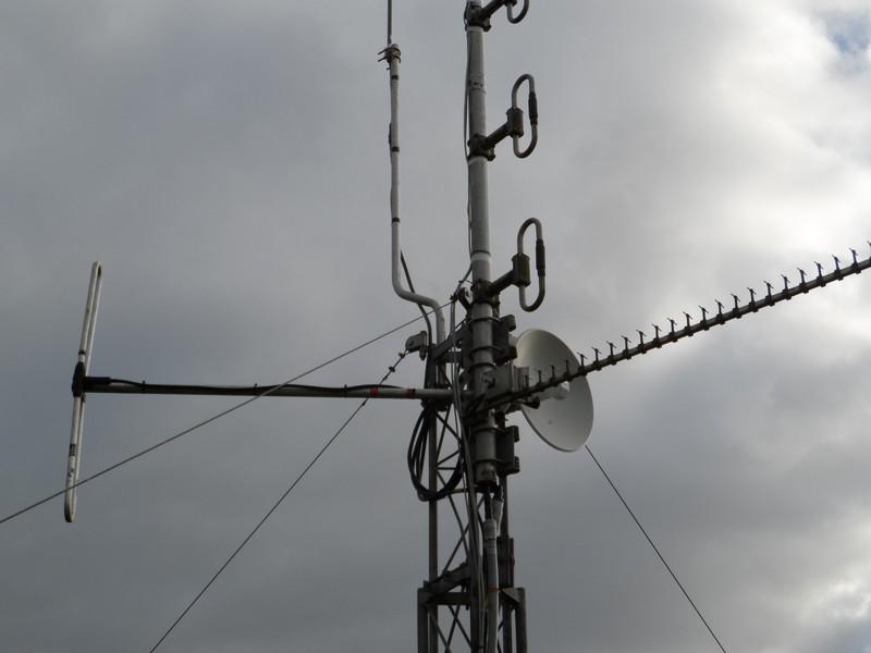GB3WE Antennas June 2014