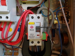 GB3WB RCD Trip Detection