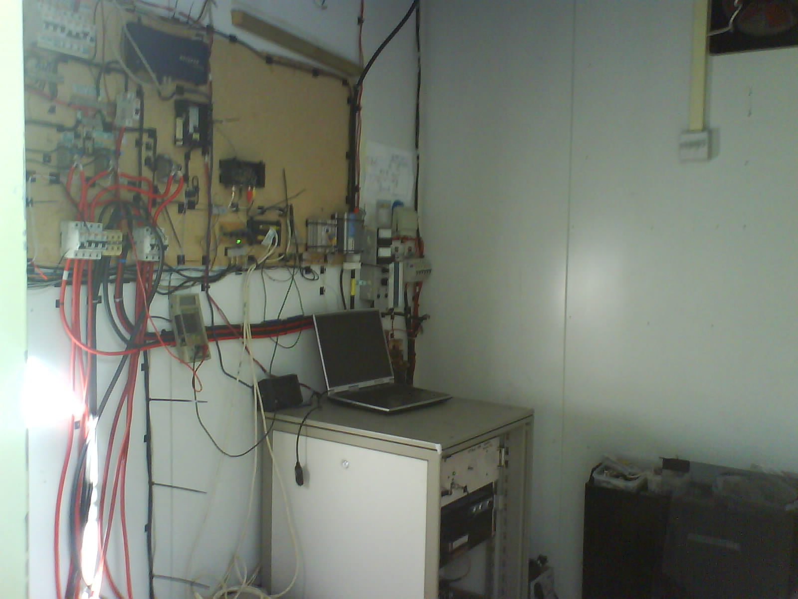 GB3WB Repeater Equipment