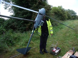 GB7WB overhauled wind turbine
