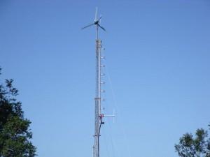 GB7WB Antenna with Turbine