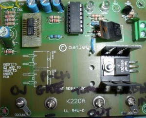 GB3WB dumpload controller board lives again!