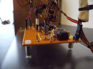 GB7WB UHF FX5000 D-Star GMSK Repeater Control Unit Internal Board
