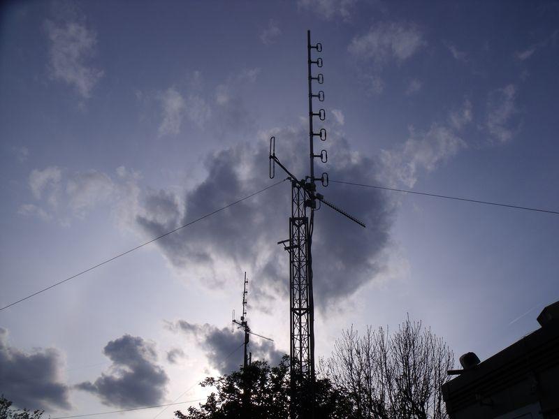 Dual Tower Configuration For GB3WE GB3WB GB7WB