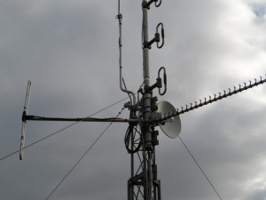 GB3WE Antennas June 2014